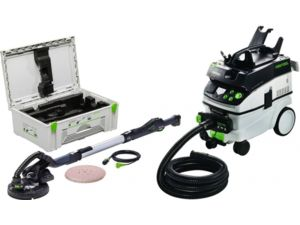 Bruska Festool PLANEX LHS 225-IP/CTM 36 E AC-Set