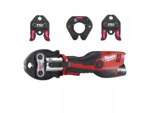 Aku hydraulický lis Milwaukee M12 HPT-202C TH-Kit
