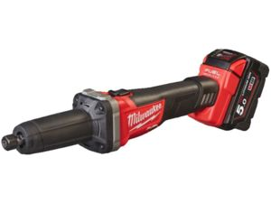Aku přímá bruska Milwaukee M18 FDG-502X (5,0 Ah)