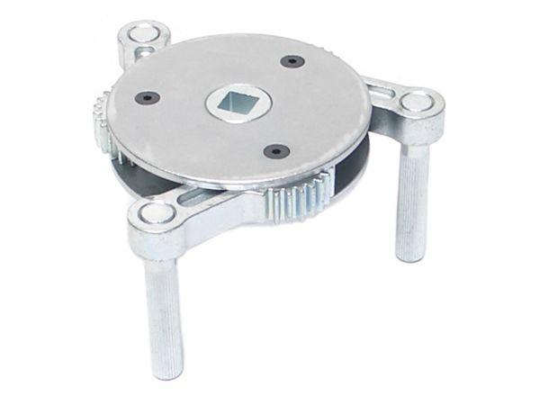 Klíč na olejové filtry průměr 115 ÷ 160 mm BGS101049, 3ramenný