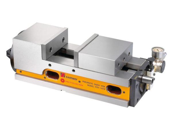 Pneumatický strojní svěrák Bernardo PQV 100 V