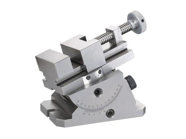 Přesný naklápěcí svěrák - 70 mm