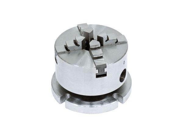 4-čelisťové sklíčidlo Bernardo pr. 70 mm s přírubou 80 mm