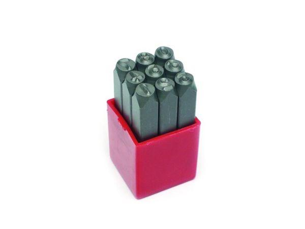 Razící matrice Čísla 8,0 mm BGS103038