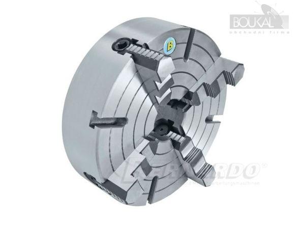 4čelisťové nesoustředné sklíčidlo Bernardo K72 / 160 mm, DIN 6350