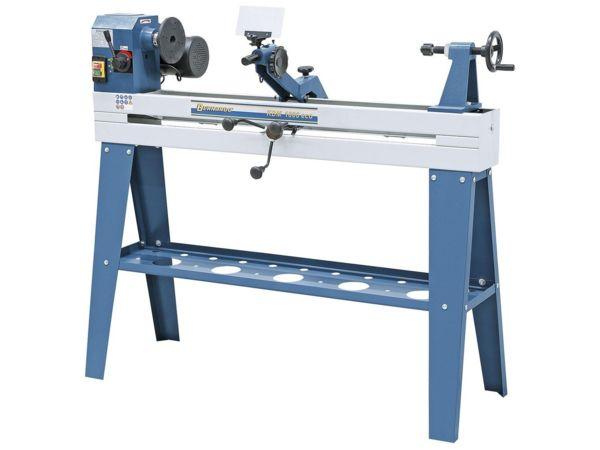 Soustruh na dřevo Bernardo KDM 1000 eco s kopírovacím zařízením