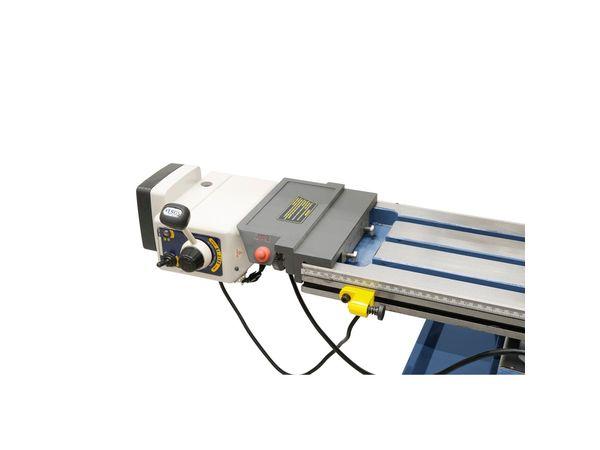 Automatický posuv frézovacího stolu Bernardo AL 450 D pro osu X
