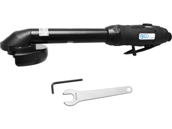 Pneumatická úhlová bruska 100 mm BGS103268, prodloužená