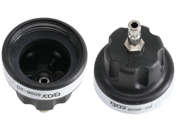 Adaptér 20 BGS108098-20 pro Saab Ecopower (určený pro sady BGS 8027, 8098)