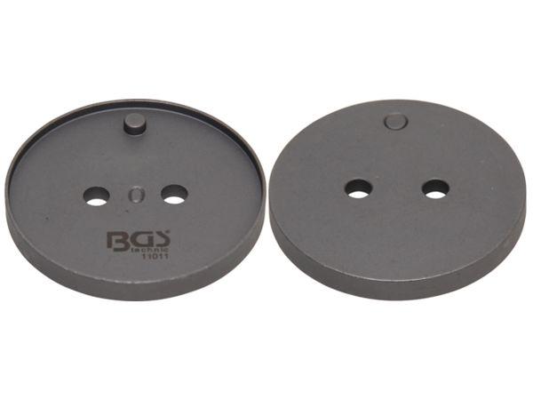 Adaptér 0 BGS1011011 pro stlačování brzdových pístů GM (Sada BGS 101119)