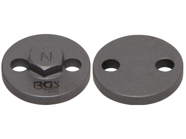 Adaptér N BGS1011012 pro stlačování brzdových pístů Alfa Romeo, Audi, Lancia (Sada BGS 101119)