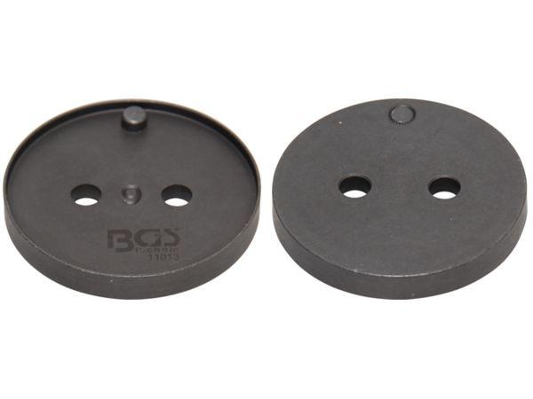 Adaptér 9 BGS1011013 pro stlačování brzdových pístů GM (Sada BGS 101119)