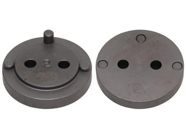 Adaptér 2 BGS1011014 pro stlačování brzdových pístů Citroen, Honda, Mercedes (Sada BGS 101119)
