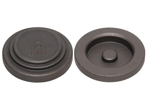 Adaptér 3 BGS1011015 pro stlačování brzdových pístů VW, Land Rover, Audi (Sada BGS 101119)