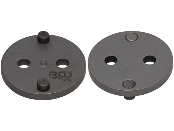 Adaptér 6 BGS1011018 pro stlačování brzdových pístů VW, Nissan, Jaguar (Sada BGS 101119)