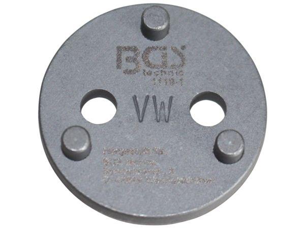 Adaptér BGS101119-1 pro stlačování brzdových pístů VW (Sada BGS 101119)