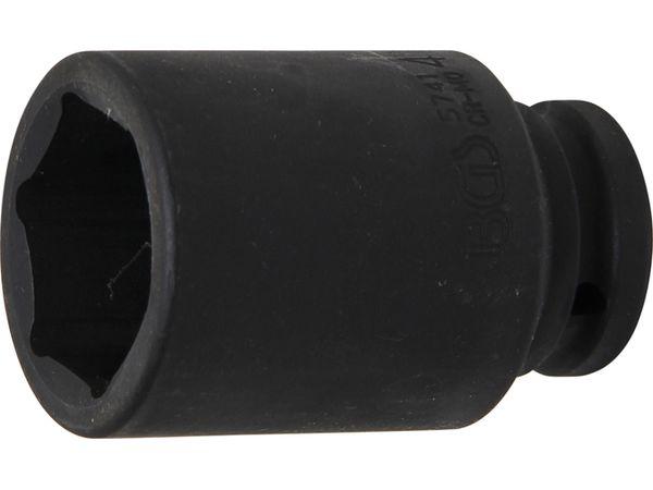 """Nástrčná hlavice 3/4"""" 41 mm BGS105741, prodloužená, tvrzená, Pro Torque"""