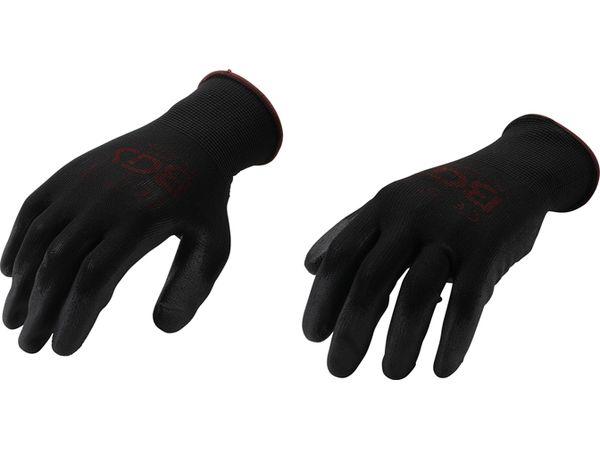 Pracovní rukavice pro mechaniky BGS109953, velikost 9 (L)
