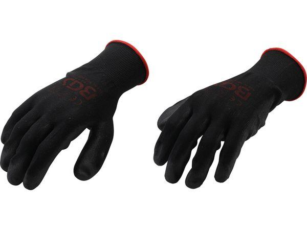 Pracovní rukavice pro mechaniky BGS109956, velikost 11 (XXL)
