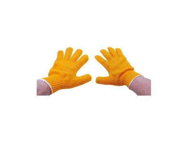 Pracovní rukavice Kraftmann BGS109959, pletené, protiskluzové, vel. 10