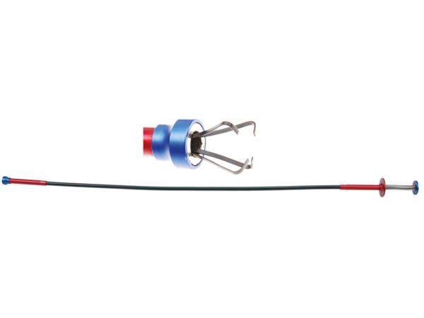 Vytahovák předmětů 700 mm kombinovaný s magnetem BGS103094, ohebný