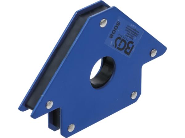 Pomocný úhlový magnet pro sváření 155 x 100 mm BGS103008