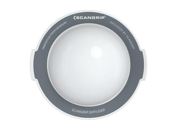 Difúzor pre zmäkčenie a rozptýlenie svetla Scangrip DIFUSER